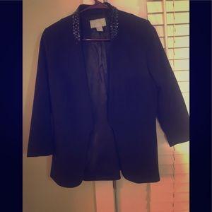H&M Evening Navy Blue Blazer